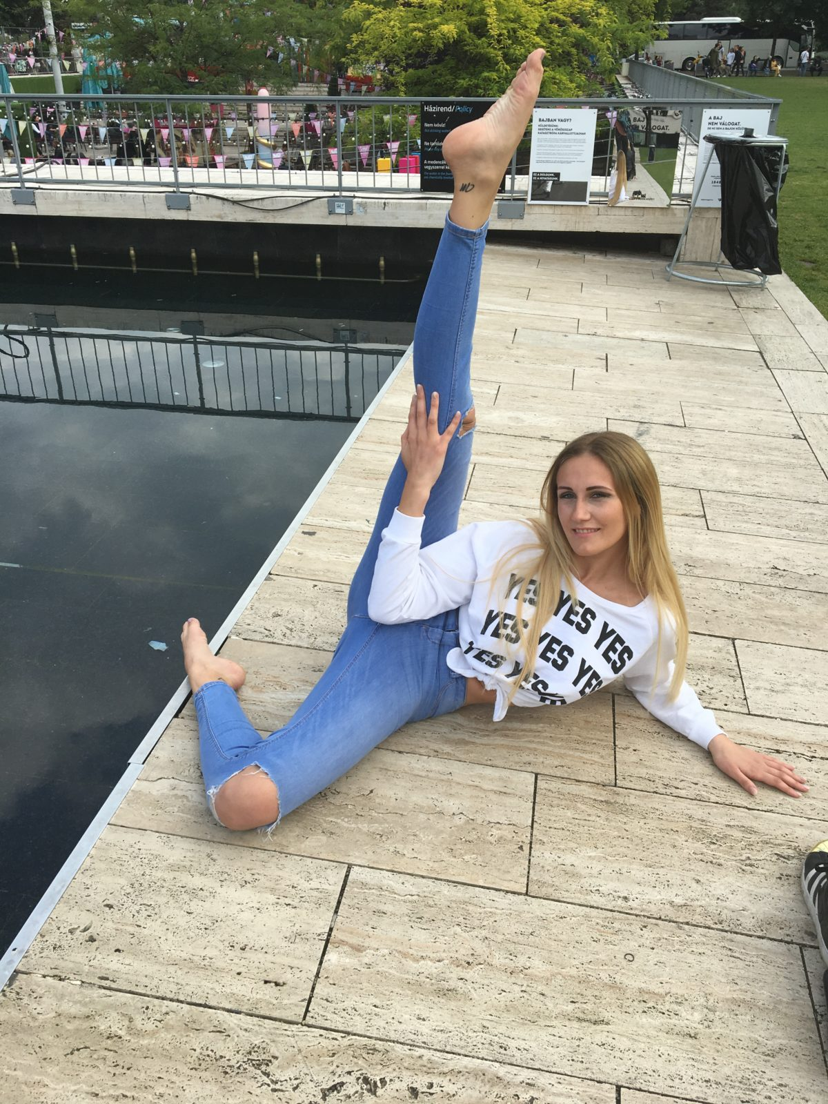 German Scout Studentin Linda Porno