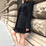Alessandra Amore beim German Scout Casting Dreh