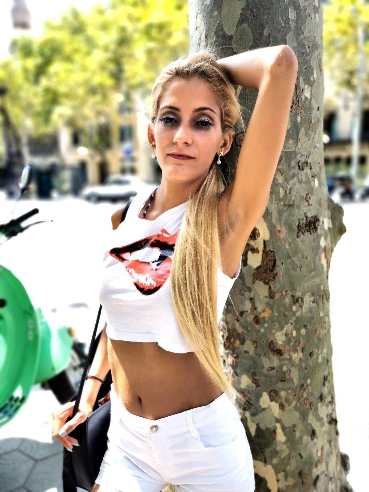 German Scout Gabriela Porno